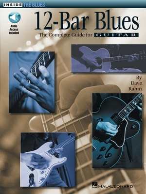 12 BAR BLUES COMPLETE GUIDE FOR GUITAR BK/CD
