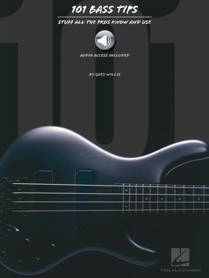 101 BASS TIPS BK/CD