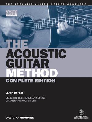 ACOUSTIC GUITAR METHOD COMPLETE BK 3CD GTR