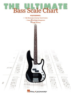 ULTIMATE BASS SCALE CHART