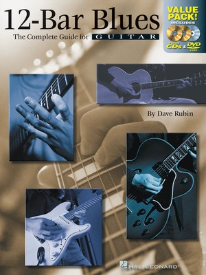 12 BAR BLUES BK/CD/DVD