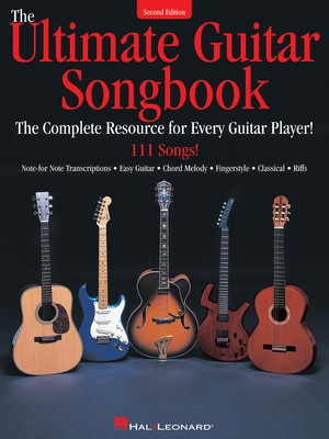 The Ultimate Guitar Songbook - Second Edition - Hal Leonard Australia