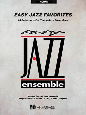 Easy Jazz Favorites - Hal Leonard Australia