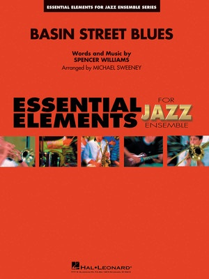 BASIN STREET BLUES EE JAZZ1 5