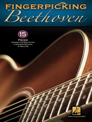 Fingerpicking Beethoven - Hal Leonard Australia
