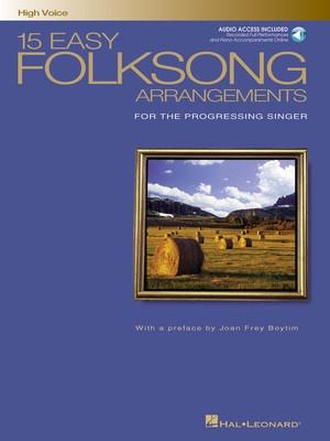 15 Easy Folksong Arrangements