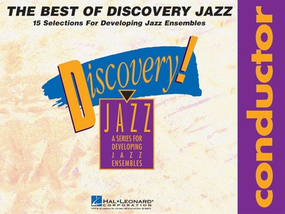 BEST OF DISCOVERY JAZZ CONDUCTOR