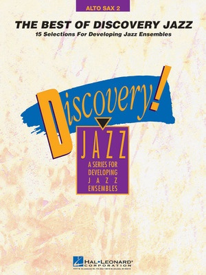 BEST OF DISCOVERY JAZZ ALTO SAX 2