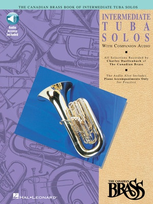 Canadian Brass Book of Intermediate Tuba Solos