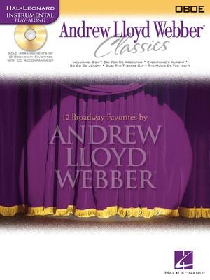 ANDREW LLOYD WEBBER CLASSICS OBOE BK/CD