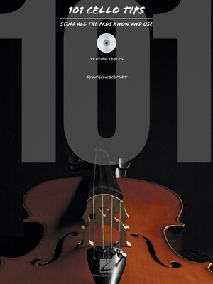 101 CELLO TIPS BK/CD