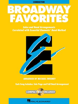 BROADWAY FAVORITES EE OBOE