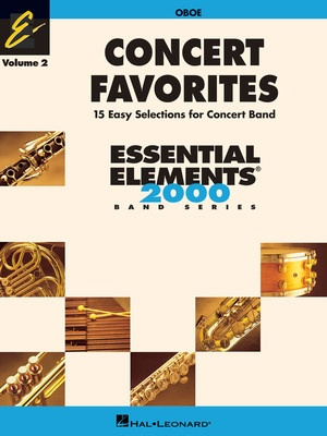 CONCERT FAVORITES EE V2 OBOE