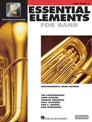 ESSENTIAL ELEMENTS FOR BAND BK2 TUBA BC EEI