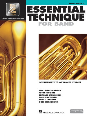 ESSENTIAL TECHNIQUE FOR BAND BK3 TUBA EEI