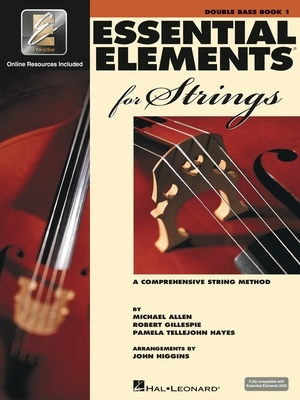 ESSENTIAL ELEMENTS FOR STGS BK1 DOUBLE BASS EEI