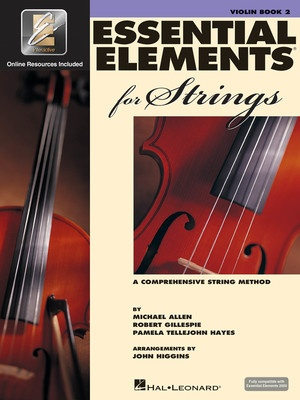 ESSENTIAL ELEMENTS FOR STGS BK2 VIOLIN EEI