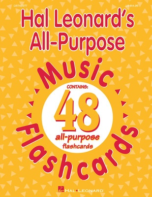 HAL LEONARD'S MUSIC FLASHCARDS