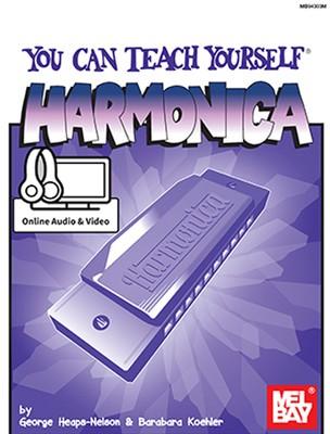 YOU CAN TEACH YOURSELF HARMONICA BK/OLA