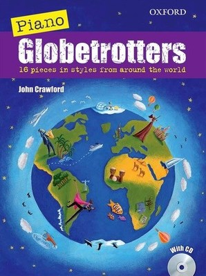 Piano Globetrotters with CD
