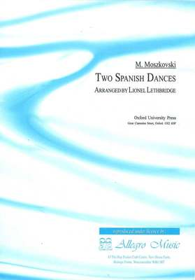 2 Spanish Dances