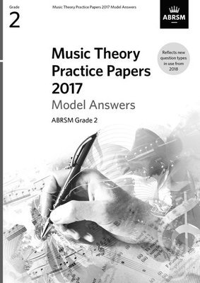 ABRSM Music Theory Practice Papers 2017 Answers - Grade 2