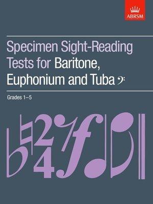 A B Tuba Specimen Sight Reading Tests Gr 1-5