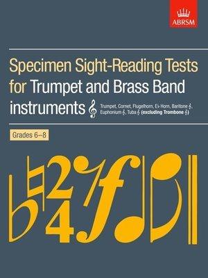 A B Tpt Specimen Sight Reading Tests Gr 6-8