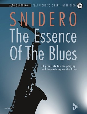 The Essence Of The Blues - Alto Saxophone