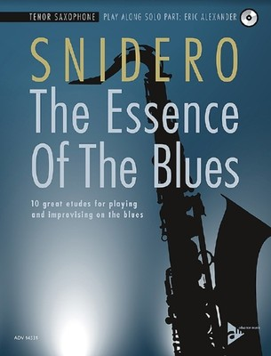 The Essence Of The Blues - Tenor Saxophone