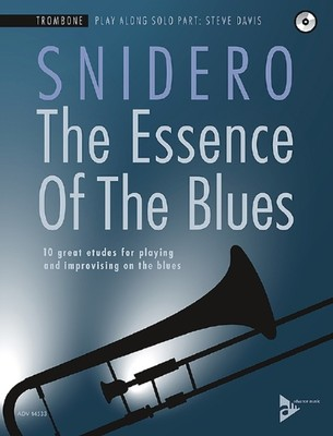 The Essence Of The Blues - Trombone