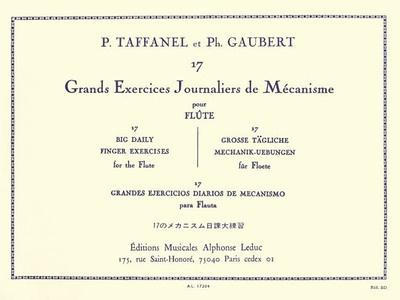 17 Grand Exercises Jouraliers de Mecanisme