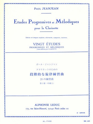 20 Easy Progressive And Melodic Studies Vol 3 Cla
