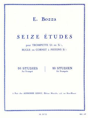 16 Studies For Trumpet