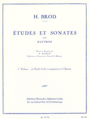 Etudes and Sonatas Vol. 1