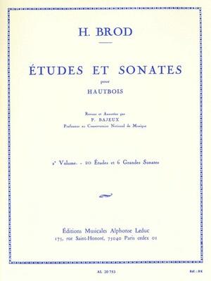 Etudes and Sonatas Vol. 2