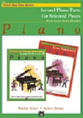 Abp Second Piano Parts For Selected Pieces