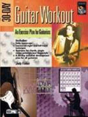 30 Day Guitar Workout Bk/Dvd