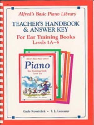 Abp Ear Training Teachers Hbk Level  1A - 4