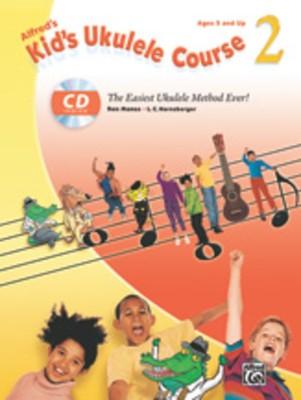 Alfred's Kid's Ukulele Course 2