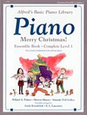 Abp Christmas Ensembles Level 1 (1A/1B) Complete