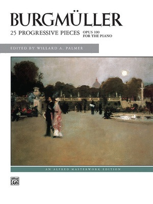 25 Progressive Studies Op. 100