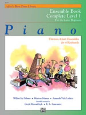 Abp Piano Ensemble Level 1 Comp
