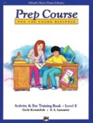 Abp Prep Course Activity Ear Level E