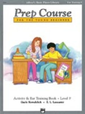 Abp Prep Course Activity Ear Level F