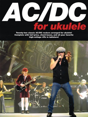 AC/DC for Ukelele