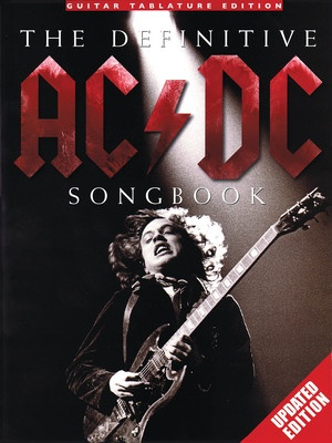 DEFINITIVE AC/DC SONGBOOK UPDATED EDITION GTR