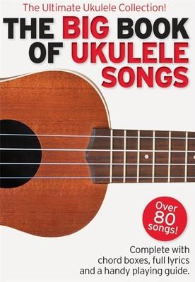 BIG BOOK OF UKULELE SONGS