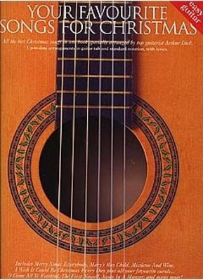 0def56c808444c Your Favourite Songs for Christmas Easy Guitar