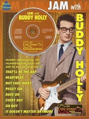 JAM WITH BUDDY HOLLY BK/CD